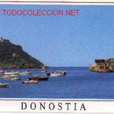 Postales: 7-BARCO9. SAN SEBASTIÁN. BARCOS DE RECREO. Lote 903867