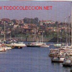 Postales: 7-BARCO11. VELEROS EN EL PUERTO. TURISMO GETXO. Lote 903876