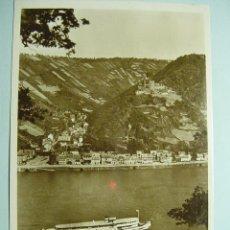 Postales: 7354 BARCO SHIP ALEMANIA GERMANY - MAS DE ESTE TIPO EN MI TIENDA COSAS&CURIOSAS. Lote 4669614