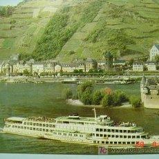 Postales: 7353 BARCO SHIP ALEMANIA GERMANY - MAS DE ESTE TIPO EN MI TIENDA COSAS&CURIOSAS. Lote 4669621