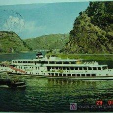 Postales: 7350 BARCO SHIP ALEMANIA GERMANY - MAS DE ESTE TIPO EN MI TIENDA COSAS&CURIOSAS. Lote 4669635