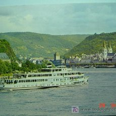 Postales: 7348 BARCO SHIP ALEMANIA GERMANY - MAS DE ESTE TIPO EN MI TIENDA COSAS&CURIOSAS. Lote 4669638