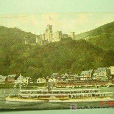 Postales: 7649 BARCO SHIP ALEMANIA GERMANY - MAS DE ESTE TEMA EN MI TIENDA COSAS&CURIOSAS. Lote 4677460