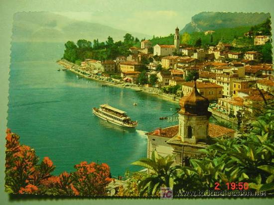 7652 BARCO SHIP ITALIA ITALY - MAS DE ESTE TEMA EN MI TIENDA COSAS&CURIOSAS (Postales - Postales Temáticas - Barcos)