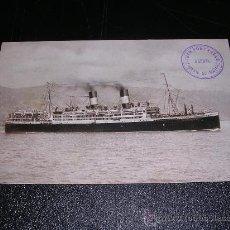 Postales: GIULIO CESARE, NAVIGAZIONE GENERALE ITALIANA. Lote 8366188