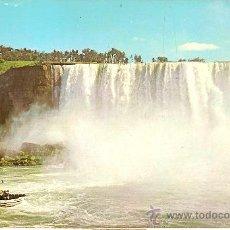 Postales: POSTAL A COLOR NIAGARA FALLS ONTARIO CANADA CIRCULADA 1971. Lote 9515160