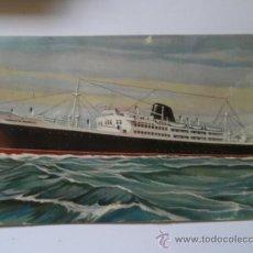 Postales: POSTAL ESCRITA Y CIRCULADA. Lote 9670780