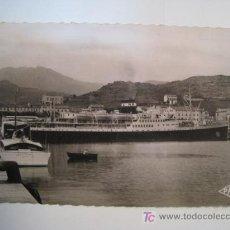 Postales: POSTAL BARCOS EL MANSOUR (PAGES). Lote 10907034