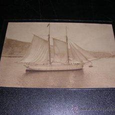 Postales: POSTAL BARCO - FOTOGRAFICA. Lote 11673701