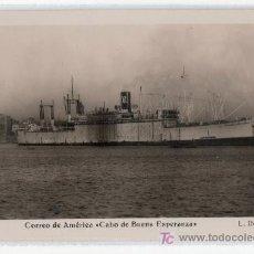 Postales: TARJETA POSTAL DEL CORREO DE AMERICA CABO DE BUENA ESPERANZA Nº 636. FOTO L. ROISIN. Lote 15480694