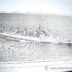 Postales: CRUCERO - LA ARGENTINA--CAJA1--. Lote 15697319