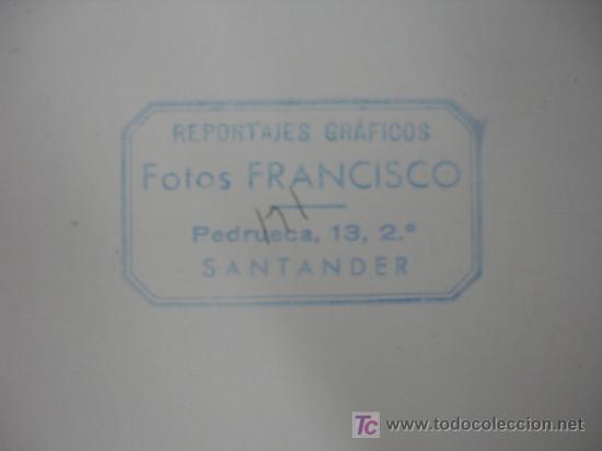 Postales: FOTOGRAFÍA. EN EL PUERTO, DETALLE DEL BARCO LLAMADO CAMPOO. - Foto 2 - 18833293