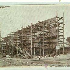 Postales: (PS-16337)POSTAL DE LA BOTADURA DEL ACORAZADO ALFONSO XIII. Lote 18801916