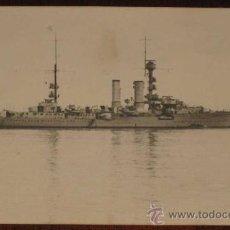 Postales: ANTIGUA FOTO POSTAL DE BARCO CRUCERO ENDENA - NO CIRCULADA.. Lote 19371216