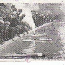 Postales: PEQUEÑAS CANOAS AUTOMOVILES, POSTAL DE PRINCIPIOS DEL SIGLO XX. Lote 26080630