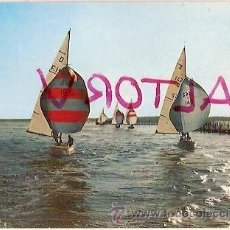 Postales: POSTAL A COLOR Nº 3 VELEROS DEPORTIVOS ESCRITA ESCUDO DE ORO. Lote 21950038