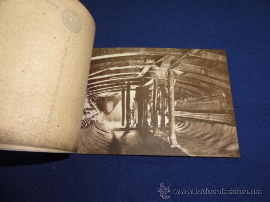 Postales: FOTOGRAFIAS OFICIALES DE LA CARABELA SANTA MARIA - BLOCK DE 10 - Foto 6 - 22123895