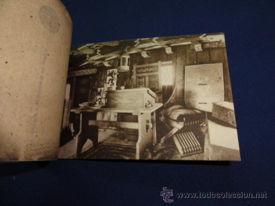 Postales: FOTOGRAFIAS OFICIALES DE LA CARABELA SANTA MARIA - BLOCK DE 10 - Foto 7 - 22123895