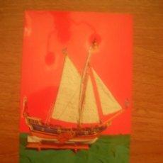 Postales: POSTAL BARCO YATE REAL YACHT 1660 SIN CIRCULAR . Lote 24264055