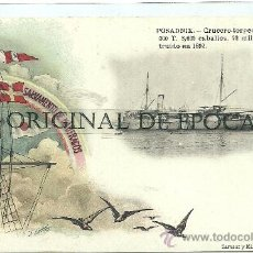 Postales: (PS-22387)POSTAL SOCIEDAD ESPAÑOLA DE SALVAMENTO DE NAUFRAGOS-POSADNIK. Lote 26590327