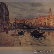 Postales: POST 558 - VENEZIA - PER E.BONI - F.P.- VENEZIA - PUENTE DE RIALTO. Lote 26752559