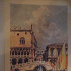 Postales: POST 561 - VENEZIA - PER E.BONI - F.P.- VENEZIA - PUENTE DE LA PAGLIA. Lote 26752630