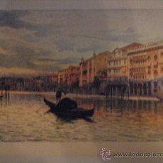 Postales: POST 562 - VENEZIA - PER E.BONI - F.P.- VENEZIA - CANAL GRANDE. Lote 26752673