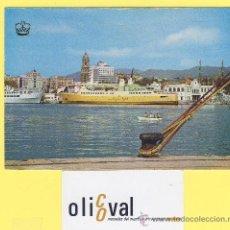Postales: BARCO-BARCOS-BATAUTA CORREO MALAGA TANGER PUERTO DE MALAGA ED LA CORONA 5.001-P-1060. Lote 28371775