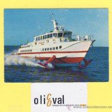 Postales: BARCO-BARCOS- FLYVEBADE MALMO 43 101/42-P-1082. Lote 28372151