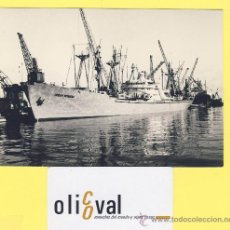 Postales: BARCO -BARCOS-JOZEF WYBICKI -POLKIIE LINIE OCEANICZNE 6425 PE-0003. Lote 28377125