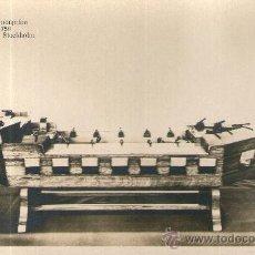 Postales: POSTAL DE UN BARCO, MARITIMA - SKARGARDS - KANONPRAM OMKR. 1750, MARINMUESUM I STOCKHOLM. Lote 28895649