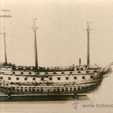 Postales: POSTAL BARCO - 60- KANONSKEPPET WASA 1778 MARINMUSEUM I STOCKHOLM. Lote 28895883