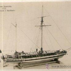 Postales: POSTAL BARCO - FANGSTFARTYGET VEGA NORDENSKIOLDS POLAREXP. 1878 - 1880 MARINMUSEUMI STOCKHOLM. Lote 28896014