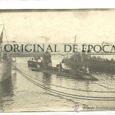 Postales: (PS-25221)POSTAL FOTOGRAFICA DEL ALVARO DE BAZAN. Lote 29213241