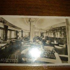 Postales: POSTAL BARCO TRANSATLANTICO FRENCH LINE Nº15 AÑO 36 LE HAVRE -SOUTHAMPTON-NEW YORK ENVIO GRATIS. Lote 30093941