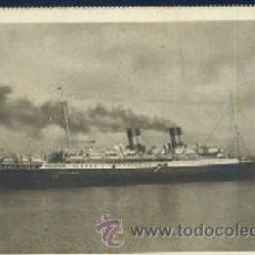 Postales: POSTAL DE BARCO - ROMA P-BAR-237. Lote 30417946