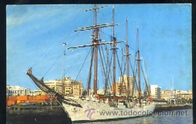 POSTAL DE BARCO - JUAN SEBASTIAN ELCANO P-BAR-246 (Postales - Postales Temáticas - Barcos)