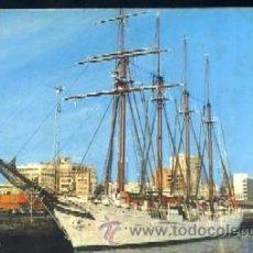 Postales: POSTAL DE BARCO - JUAN SEBASTIAN ELCANO P-BAR-246. Lote 194763661