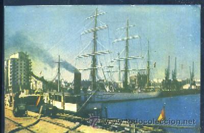 POSTAL DE BARCO - FRAGATA EL GALATEA P-BAR-278, 9 (Postales - Postales Temáticas - Barcos)