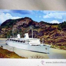 Postales: POSTAL, TARJETA POSTAL, FOTO FLATAU, CANAL DE PANAMA. Lote 31172868