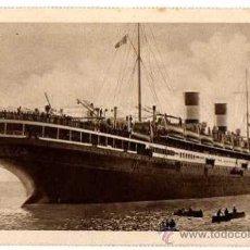Postales: AUGUSTUS. EXPOSICION INTERNACIONAL DE BARCELONA 1929. Lote 31628974