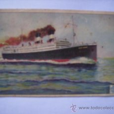 Postales: ANTIGUA POSTAL ITALIANA,VAPOR GIVLIO CESARE.N.G.I-GENOVA.ORIGINAL.BARCOS,BUQUES. Lote 31800466