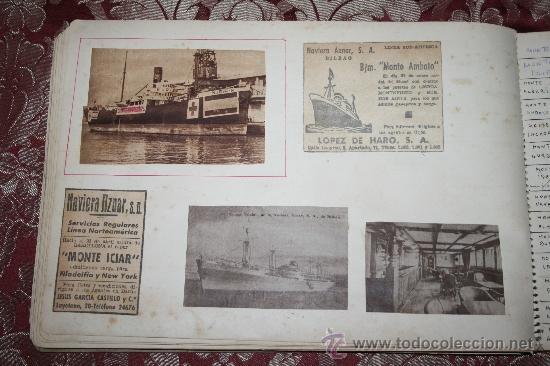 Postales: INTERESANTE COLECCIÓN DE FOTOGRAFÍAS, POSTALES Y RECORTES DE PERIÓDICO DE BARCOS - Foto 15 - 32336437