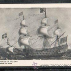 Postales: TARJETA POSTAL. THE SOVEREIGN OF THE SEAS. PARHAM PARK. SUSSEX.. Lote 32365805