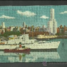 Postales: BUENOS AIRES PORT . Lote 32449286