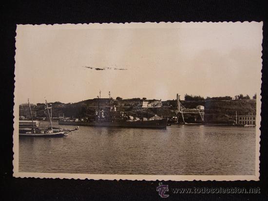 POSTAL BARCOS. LA HABANA. AÑO 1954. (Postales - Postales Temáticas - Barcos)