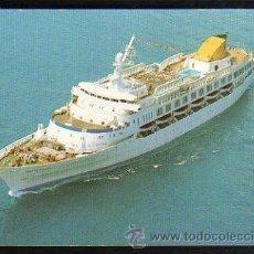 Postales: TARJETA POSTAL DEL OCEAN PRINCESS: FLGSHIP OF OCEAN CRUISE LINES. Lote 33232503