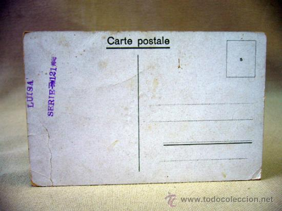 Postales: TARJETA POSTAL, POSTAL, BARCOS, LUISA, SERIE 121 - Foto 2 - 33396326