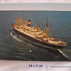 Postales: POSTAL BARCO AMERICAN EXPORT LINES. Lote 35822972