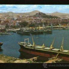 Postales: CARTAGENA VISTA MUELLE BARCOS ARMADA ESPAÑOLA - EDICIÓN GIJU - POSTAL ARMADA ESPAÑOLA. Lote 35927237